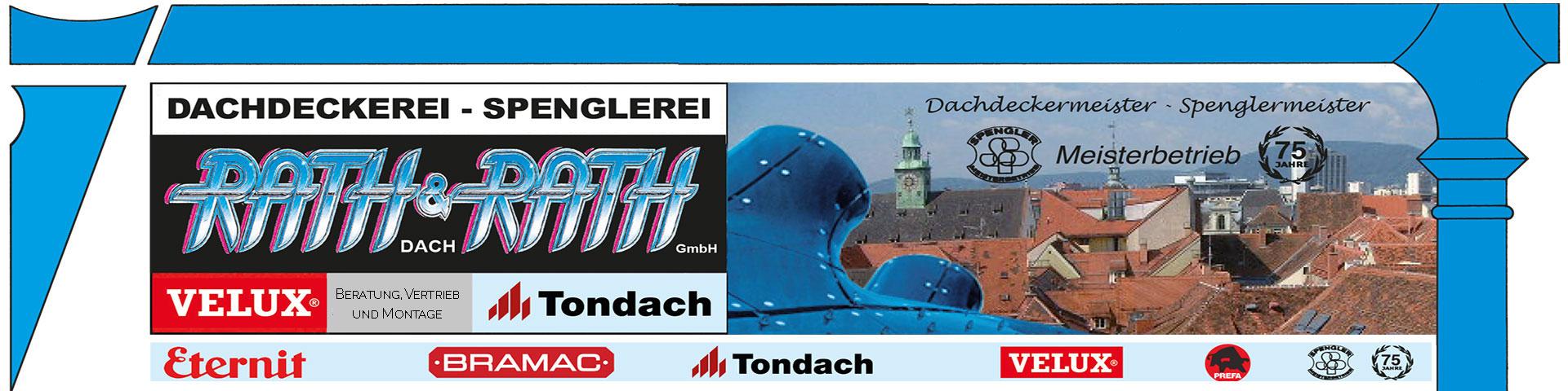 Rath & Rath Dach GmbH – Dachdeckerei – Spenglerei – Graz